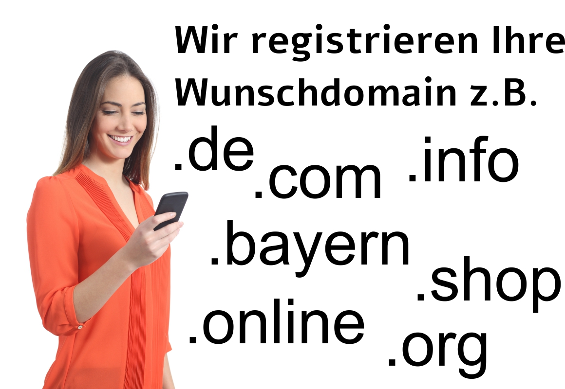 Media Internet Domainregistrierung